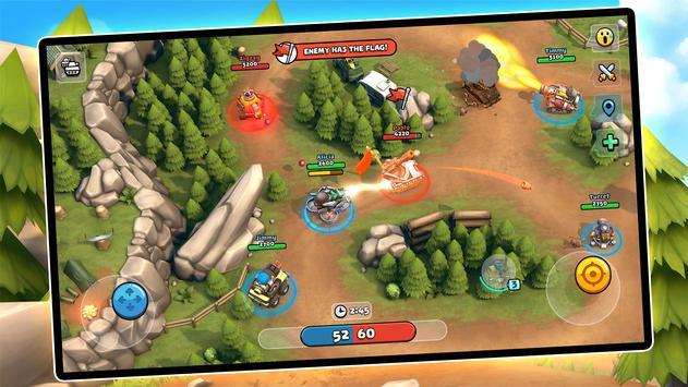 Pico Tanks: Multiplayer Mayhem screenshot 6