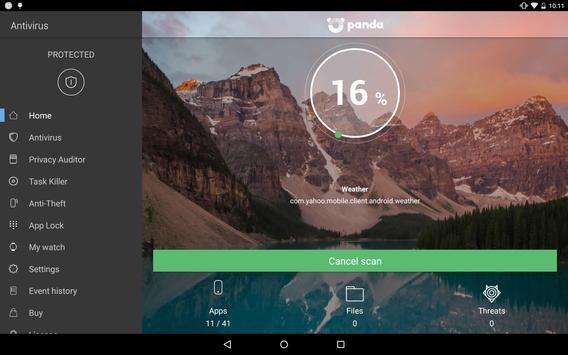 Panda Dome screenshot 10