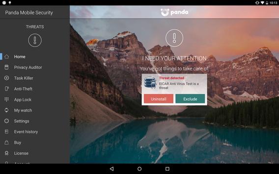 Panda Dome screenshot 11
