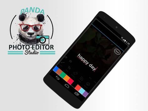 Panda Studio : Photo Editor screenshot 6