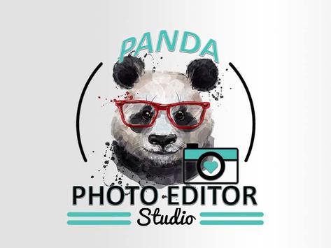Panda Studio : Photo Editor poster