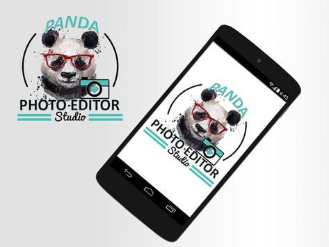 Panda Studio : Photo Editor screenshot 1