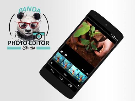 Panda Studio : Photo Editor screenshot 3