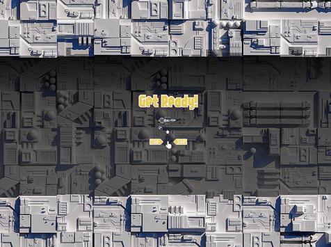 Flappy X-Wing screenshot 3