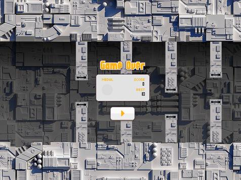 Flappy X-Wing screenshot 8