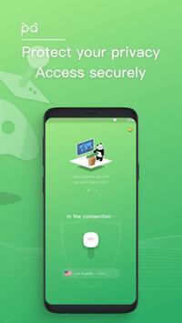Panda VPN Pro screenshot 2