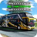 Livery Bussid PO Haryanto