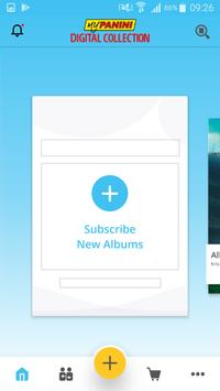 MyPanini™ Digital Collection screenshot 1
