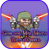 Guide For Mini Army: Battle Doodle icon