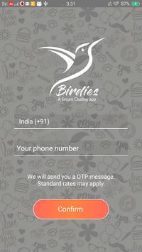Birdies Chat screenshot 1