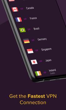 Secure VPN Proxy Unlock Apps Unlimited Internet スクリーンショット 2