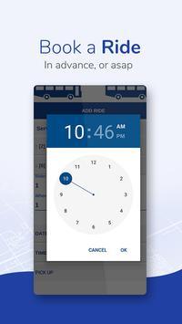 On-Demand Transit - Rider App screenshot 1