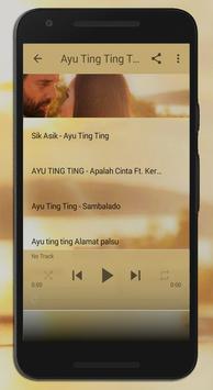 Ayu Ting Ting - Apalah Cinta Ft Keremcem Offline screenshot 2