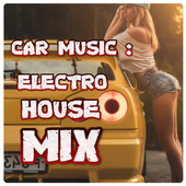 Car Sounds : Electro Music Mix Bass Booster icon