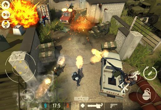 لعبة Tacticool - إطلاق النار 5v5 تصوير الشاشة 6