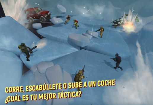 Tacticool captura de pantalla 10