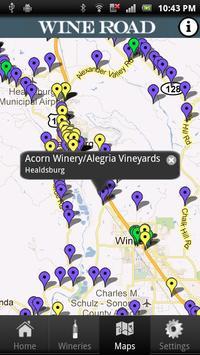 Wine Road : Northern Sonoma screenshot 2
