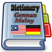 Malay German Dictionary icon