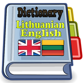 Lithuanian English Dictionary icon