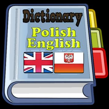Polish English Dictionary poster