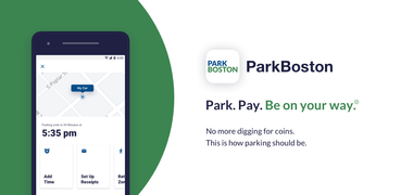 ParkBoston – Park. Pay. Be on your way.