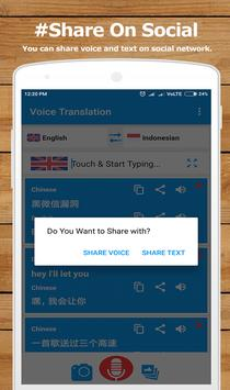Voice Translator 2020 imagem de tela 4