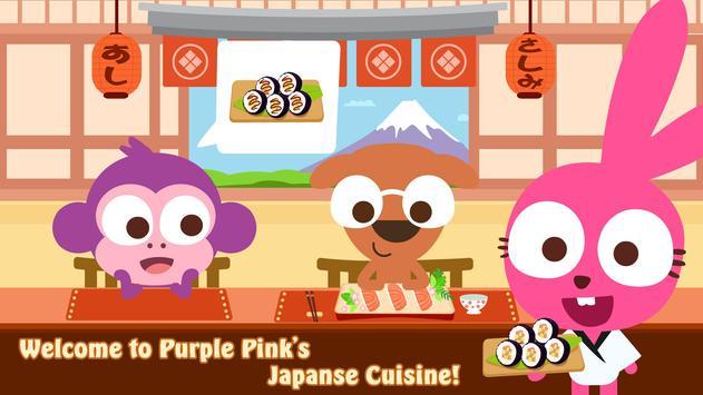 Purple Pink's Japanese Cuisine screenshot 5