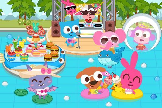 Papo World Playground poster