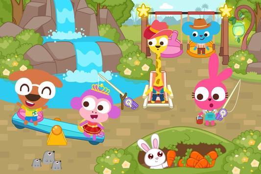 Papo World Playground screenshot 1