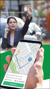 PaPa Taxi App screenshot 1