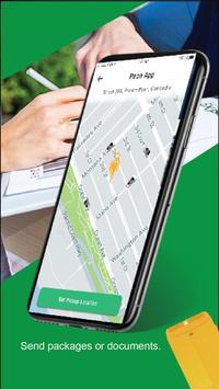 PaPa Taxi App screenshot 3