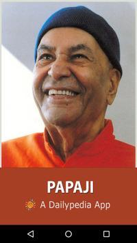 Papaji Daily poster