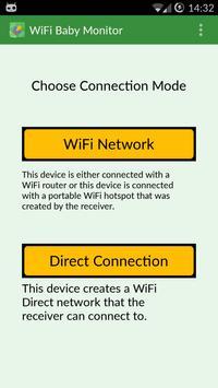 WiFi Baby Monitor syot layar 3