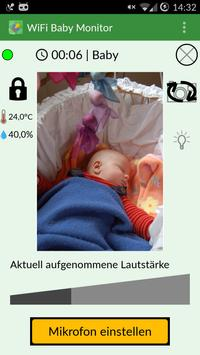 WiFi Baby Monitor: Vollversion Plakat