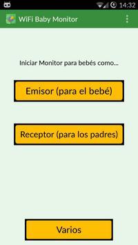 WiFi Baby Monitor: para bebé captura de pantalla 2