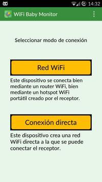 WiFi Baby Monitor: para bebé captura de pantalla 3