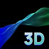 Wave 3D icono