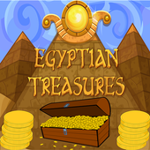 Egyptian Treasures Free Casino Slots icon