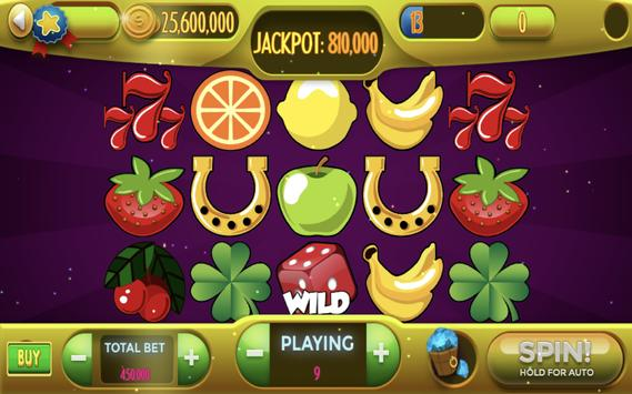 Lucky Spin - Free Slots Casino Game poster