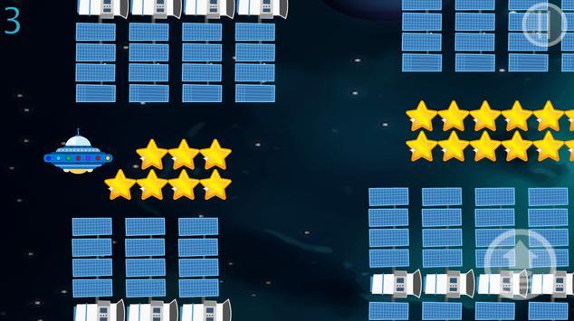 Flying Spaceship Game screenshot 1