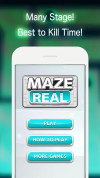 Maze REAL screenshot 1