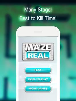 Maze REAL screenshot 3