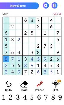 Poster Sudoku Classic