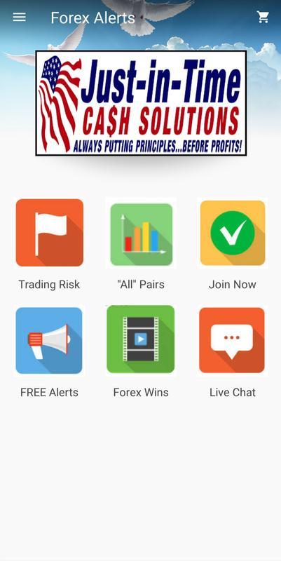 Forex Alerts Screenshot 6