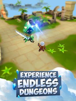 Knights & Dungeons: Epic Action RPG syot layar 15