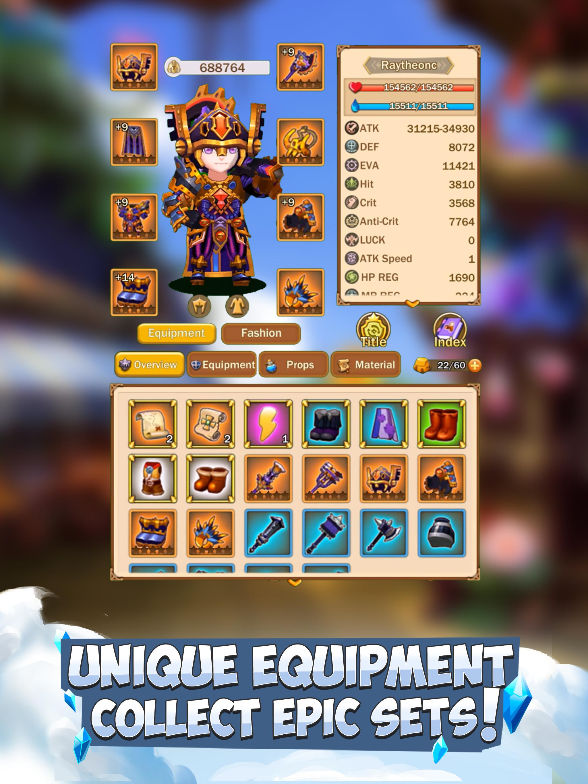 Knights & Dungeons: Epic Action RPG for Android - APK Download