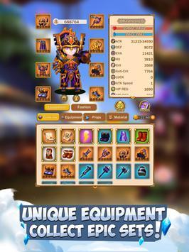 Knights & Dungeons: Epic Action RPG syot layar 17