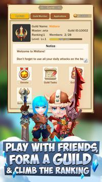 Knights & Dungeons: Epic Action RPG syot layar 2