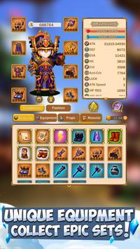 Knights & Dungeons: Epic Action RPG syot layar 4
