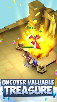 Knights & Dungeons: Epic Action RPG syot layar 6